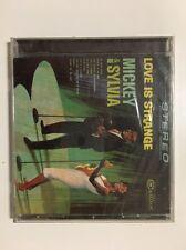 Love Is Strange: A Golden Classics Edition by Mickey & Sylvia (CD, Jun-2006, So…