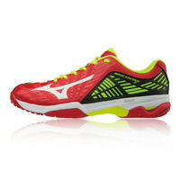 Mizuno Mens Wave Exceed 2 All Court Tennis Shoes Red Sports Breathable Trainers