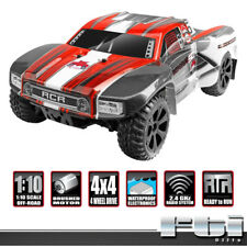 Redcat Racing Blackout SC 1/10 RED Brushed Electric RTR RC Short Course Truck