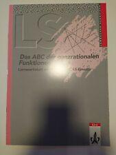 Mathematik Themenheft Lernwerkstatt: Das ABC der ganzrationalen Funktionen