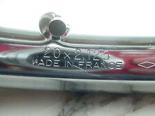 """ancienne jante acier 20x2.125 RIGIDA velo BMX vintage superchromix vintage 20"""""""