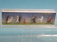 Faller N 1:160 155501 8 Pferde /TOP+OVP