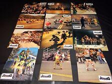 SKATEBOARD Planche à roulettes rare jeu 12 photos cinema lobby cards 1977