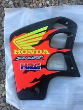 Honda cr500 97 radiator shrouds original with original decal