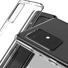 Handy Schutz Hülle Transparent Klar Bumper Ultra Dünn Durchsichtige Handyhülle
