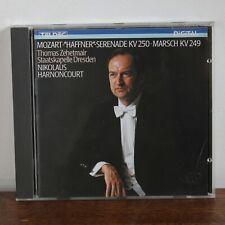 MOZART Haffner Serenade KV 250 Marsch KV249 – Noklaus Harnoncourt - 2292-43040-2