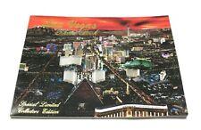 Las Vegas Photo Book Special Limited 2000 Collectors Millennium Edition