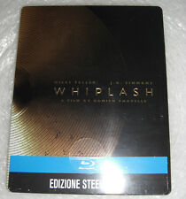 Whiplash Blu-Ray Limited Edition Steelbook IT Miles Teller J.K. Simmons NEU NEW
