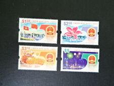 Hong Kong 893-896 50y republic China 1999 MNH-postfris