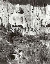 "1985 PHOTO -BUDDHA - KWAN YIN STATUES in CHINA-""HEART of the DRAGON"" PBS"