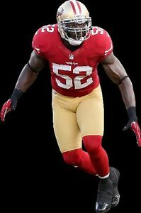 {24 inches X 36 inches} Patrick Willis Poster #6 - Free Shipping!