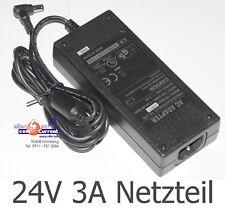 Alimentatore 72 Watt 24v 24 Volt 3a tr70a24 per stampante VENTOLA 72w Power Supply n103
