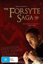 The Forsyte Saga : Season 1 [2 DVD Set] , LIKE NEW, Region 4, FastPost....5181