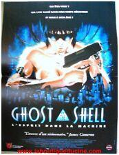 GHOST IN THE SHELL Kôkaku kidôtai Affiche Cinéma 53 x 40 cm Movie Poster Manga
