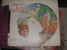 HENRY MANCINI LP 33 Colonna sonora ITALY Love story FRANCIS LAI ENNIO MORRICONE