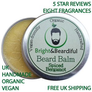 Beard Balm 30ml Premium Quality Softens, Styles & Tames Facial Hair | Beard Care