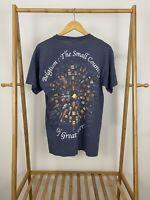 VTG Belgium The Small Country Of Great Beers Short Sleeve T-Shirt Size L