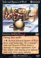 1x Infernal Spawn of Evil NM, English MTG Unglued