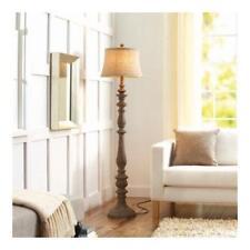 Country floor lamps ebay fabric aloadofball Gallery