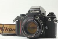 【NEAR MINT】 Nikon F3 HP 35mm SLR Camera + Ai Nikkor 50mm f1.4 from JAPAN #0080
