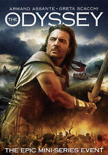 The Odyssey (DVD) Armand Assante NIB FACTORY SEALED