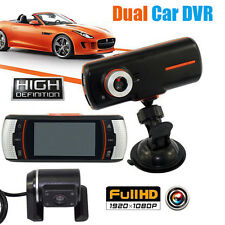 "2.7"" HD 1080P In Car DVR Vehicle Camera Dash Recorder G-Sensor Night Vision UK"