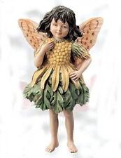 Retired Cicely Mary Barker RAGWORT Flower Garden Fairy Ornament Figurine NIB!
