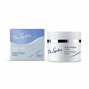 Dr. Spiller Hydro Line Hydro Collagen Creme pflegende Tagescreme 50ml -NEU-