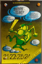 The MoodY BlueS Bg146 BiLl Graham FiLlmore WeSt FirSt Print 1968 PoSter