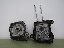 Honda Elite CH80 1986 oem Right Inner & Outer Engine Case Halfs  B201
