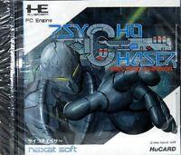 NEW NAXAT Epic Records PSYCHO CHASER - NEC PC ENGINE HuCARD