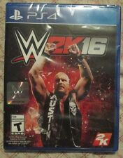 Play Station 4 PS4 WWE 2K16 (Brand new)