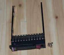 "500223-001 / 002 HP 2.5"" SATA SAS Tray Caddy 378343-002 ProLiant server G5 G6 G7"