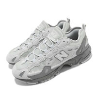 New Balance 827 Grey White Men Running Casual Lifestyle Shoes Sneaker ML827AAM D