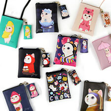 1x Jetoy Small Bag With Charm Neck Cross Body Travel Passport Phone Card Purse