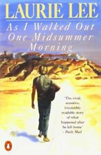 As I Walked Out One Midsummer Morning by Lee, Laurie Paperback Book