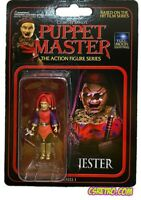 """NEW Puppet Master JESTER 3"""" Movie Halloween Action Figure Toy Horror reaction"""