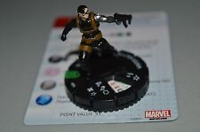 Marvel Heroclix Nick Fury, Agent of S.H.I.E.L.D. Winter Soldier Uncommon 024