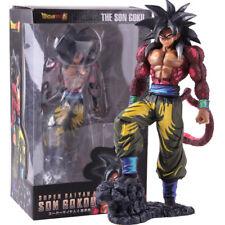 Dragon Ball GT Son Goku Super Saiyan 4 Manga Dimensions Version Figure Model Toy