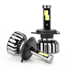 H4 120W 12000LM CREE LED HEADLIGHT KIT HIGH LOW BEAM BULBS REPLACE HALOGEN XENON