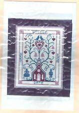Patty Ann Creations Cross Stitch Kit Wedding #548