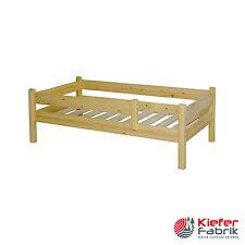 Kinder-Bettgestelle ohne Matratze 80 cm Breite
