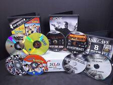 3 Man Cave/Action Movie DVD Packs #MANDY
