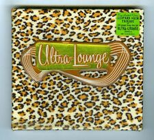 ULTRA LOUNGE LEOPARD SKIN SAMPLER  CD (NEW) 24 SONGS FROM THE HIT
