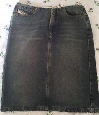 Gorgeous DIESEL Ladies Denim Skirt-size 8. VGC
