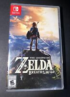 The Legend of Zelda [ Breath of the Wild ] (Nintendo Switch) NEW