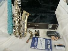 Yamaha Yas 23 Alto Saxophone Japan - All New Pads -Ready- Perfect Students Horn