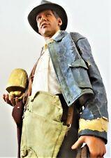 SIDESHOW Indiana Jones Premium Format Figure Statue Bust Raiders of the Lost Ark