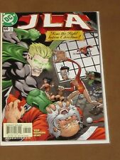 JLA JUSTICE LEAGUE OF AMERICA #60 NM THE FIGHT BEFORE CHRISTMAS PLASTIC MAN WAID