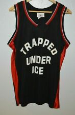 TUI Trapped Under Ice Outcast Slim MENS LARGE BASKETBALL JERSEY Hardcore Band